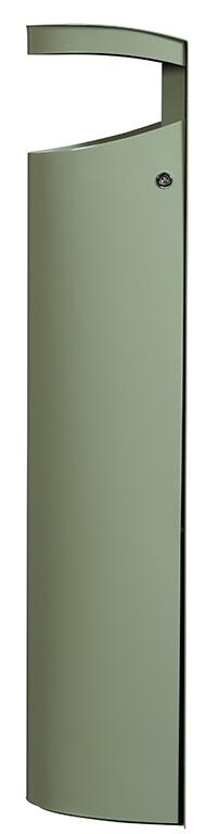 Cendrier mural KOA 6 litres