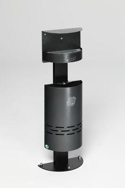 Cendrier poubelle H98