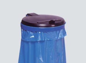 Collecteur sac poubelle avec pédale