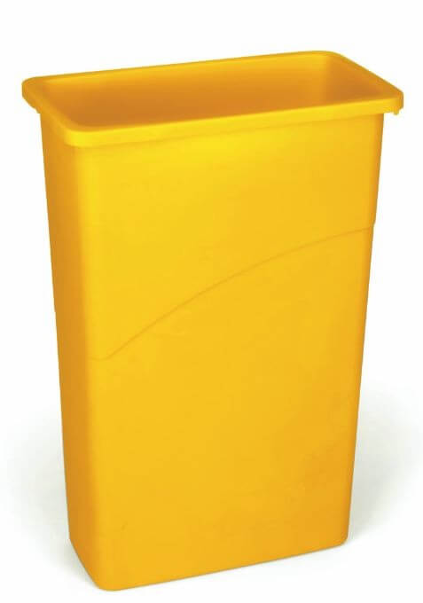 Collecteur Slim Jim Rubbermaid