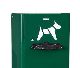 Distributeur sac excrément pour chien