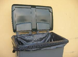 Housse à déchets 1100 litres