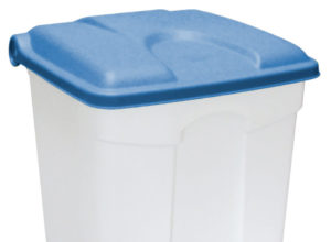 Poubelle alimentaire a pedale 45 litres