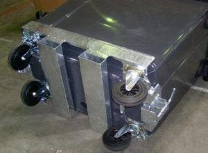 Prise pour chariot elevateur Citec 660 litres