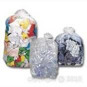 Sac pour déchets 160 litres transparent