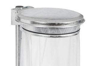 Support sac poubelle vigipirate 110 litres