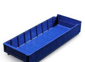 Bac plastique petite piece 500x188x82
