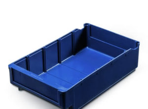 Bac plastique petites pieces 300x188x82