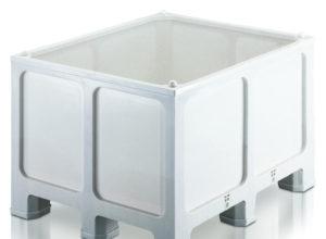 Caisse palette plastique Jumbox Allibert 650 litres