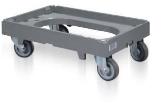 Chariot porte bac 600×400