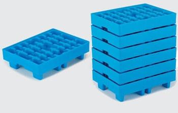 Palette plastique Rétenpal 35 litres R2906