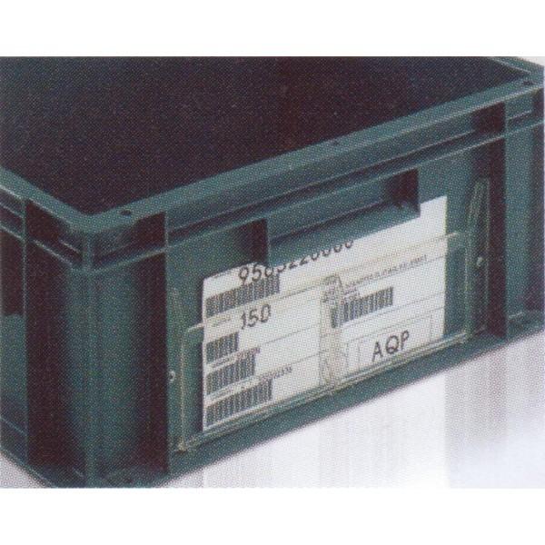 Porte-étiquette rivetable OPE07 (lot de 3600)